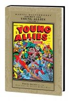 MARVEL MASTERWORKS: GOLDEN AGE YOUNG ALLIES VOL. 2 HC