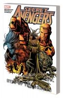 SECRET AVENGERS VOL. 2: EYES OF THE DRAGON TPB