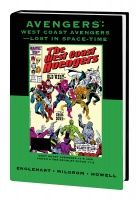 AVENGERS: WEST COAST AVENGERS — LOST IN SPACE-TIME PREMIERE HC