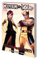 WOLVERINE AND JUBILEE: CURSE OF THE MUTANTS TPB