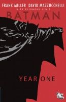BATMAN YEAR ONE DELUXE EDITION HC NEW PRINTING