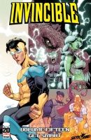 INVINCIBLE, VOL. 15: GET SMART TP
