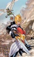 FLASHPOINT: THE WORLD OF FLASHPOINT FEATURING WONDER WOMAN TP