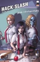 HACK/SLASH, VOL. 10 TP: DEAD CELEBRITIES
