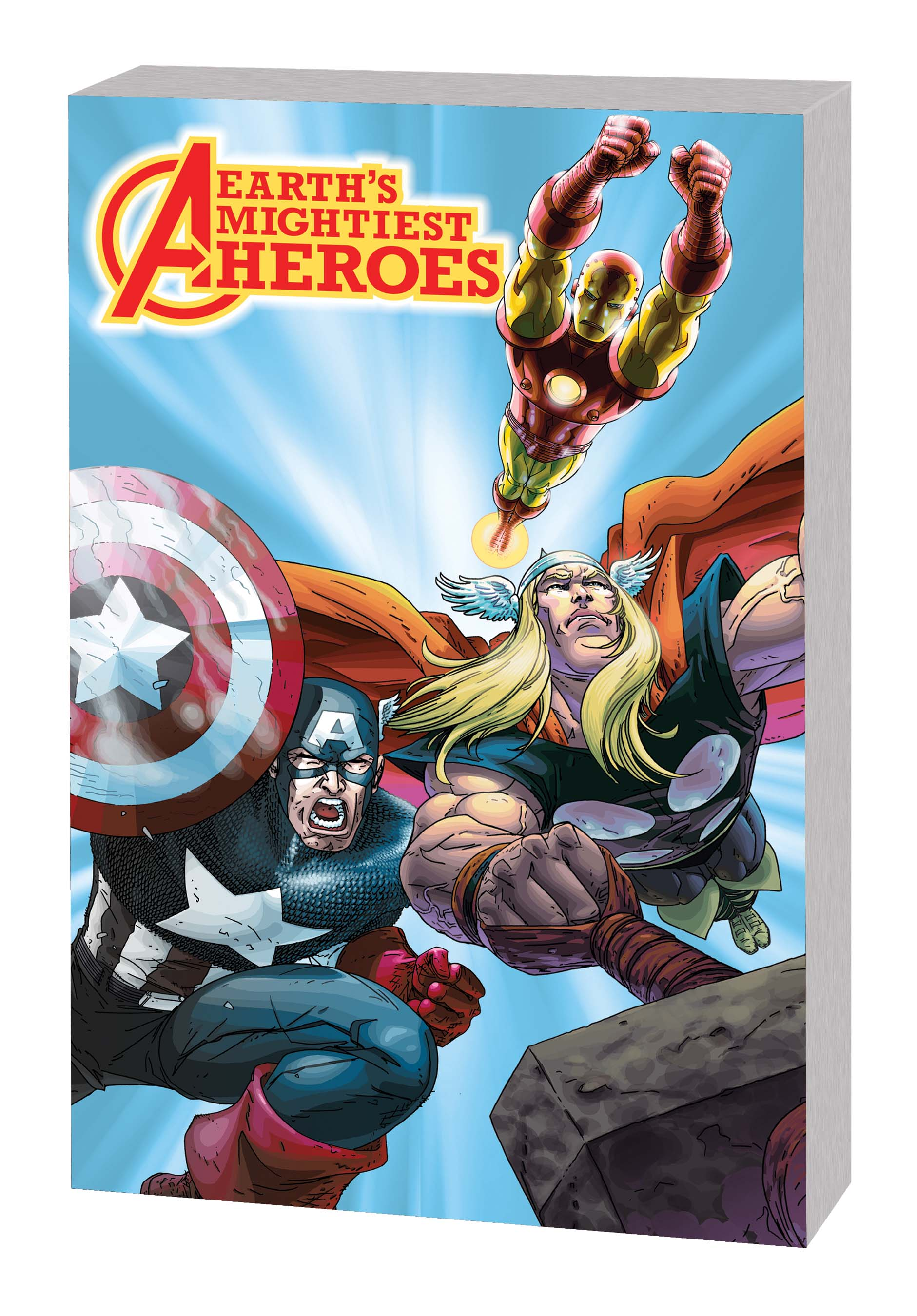 AVENGERS: EARTH'S MIGHTIEST HEROES ULTIMATE COLLECTION TPB