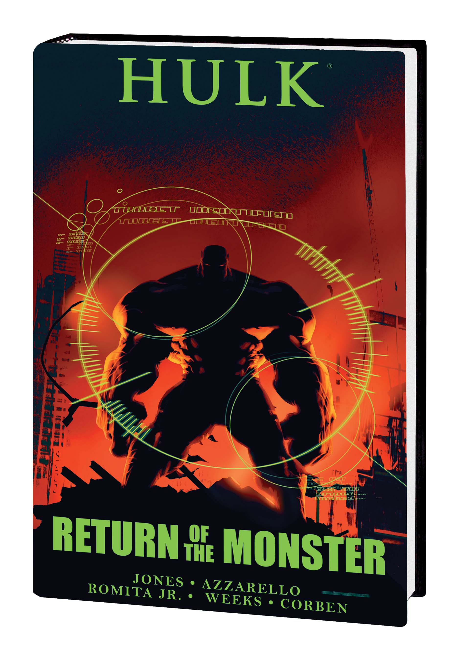 HULK: RETURN OF THE MONSTER PREMIERE HC