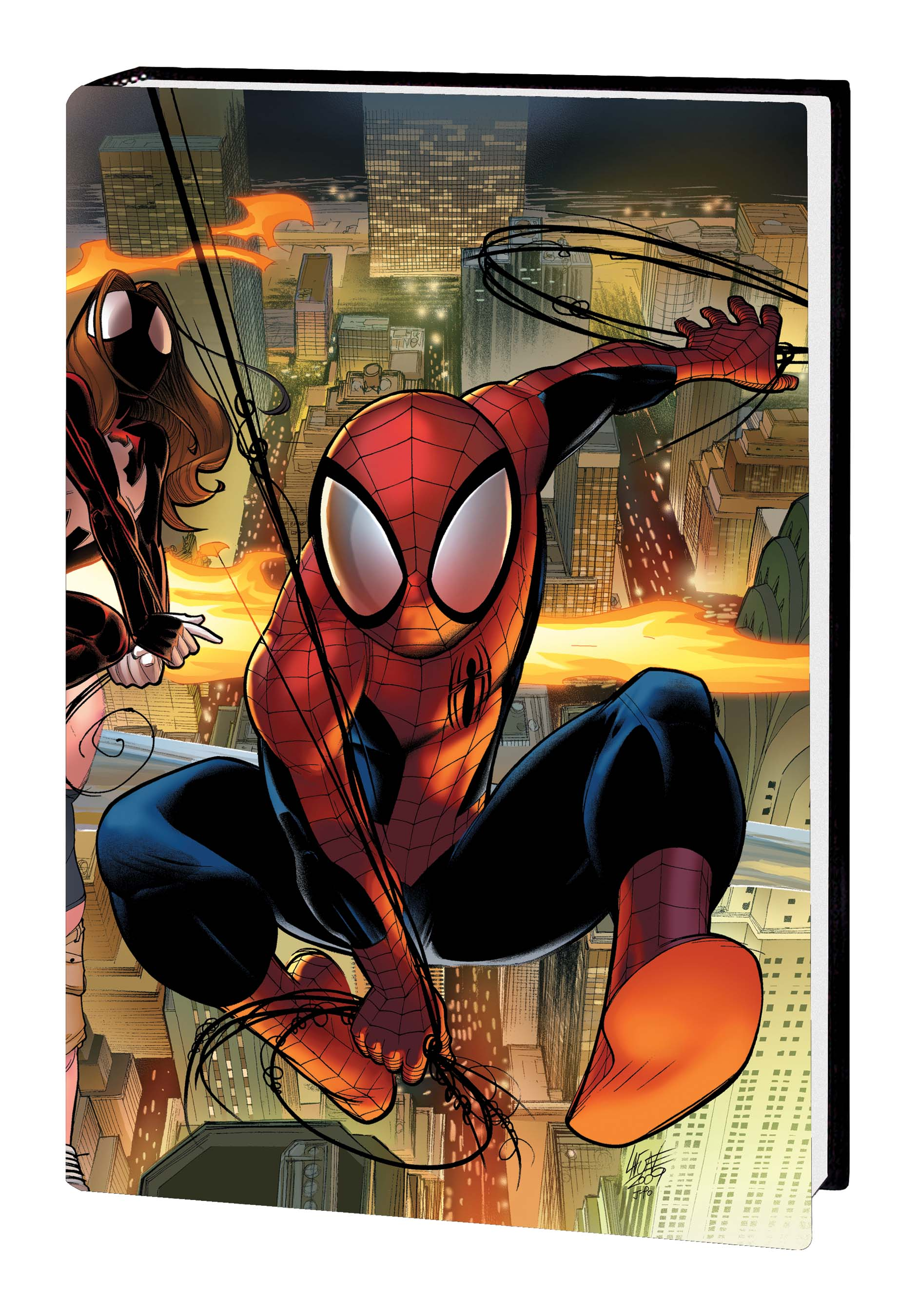 ULTIMATE SPIDER-MAN VOL. 12 HC