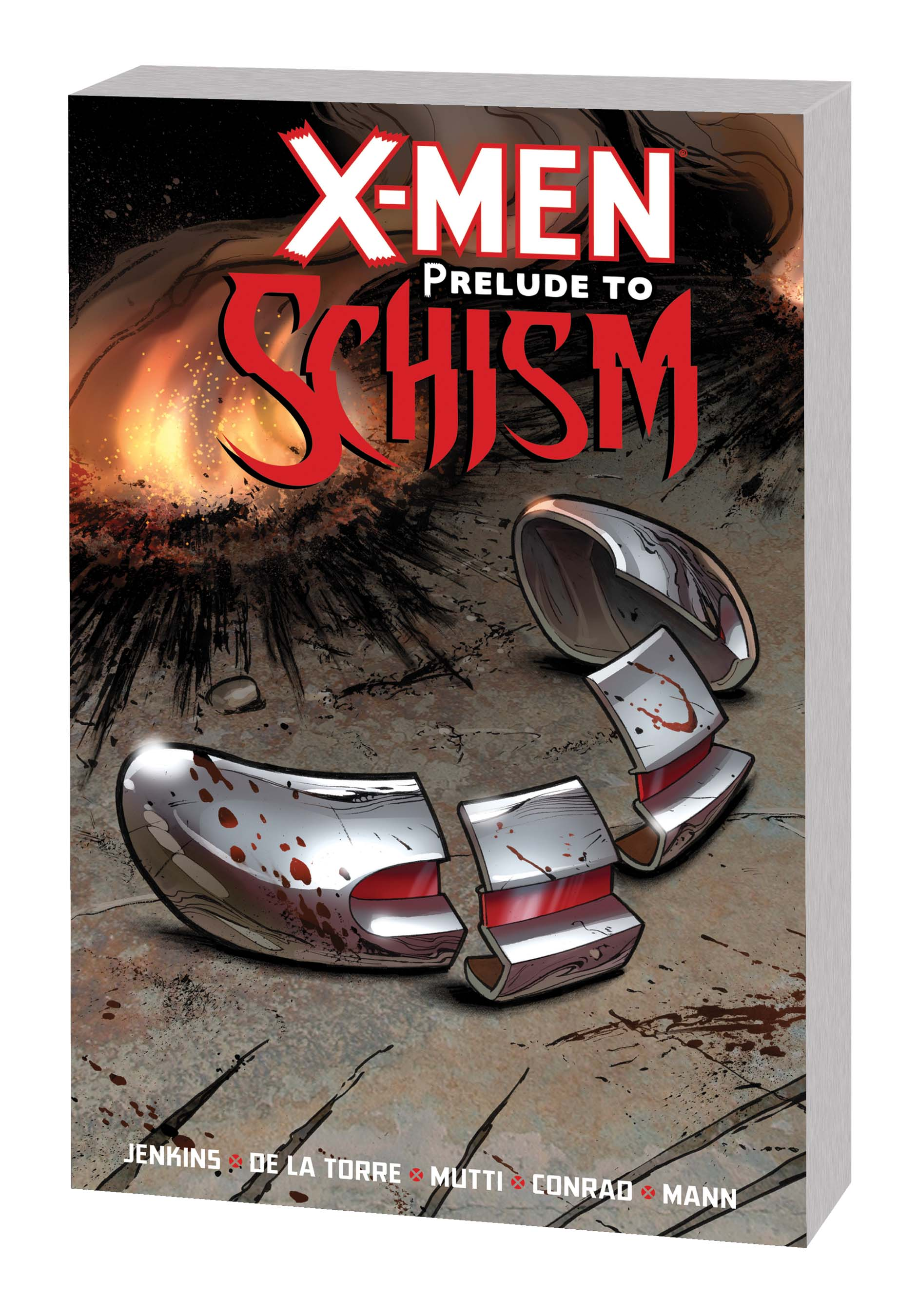 X-MEN: PRELUDE TO SCHISM TPB