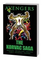 AVENGERS: THE KORVAC SAGA TPB (NEW PRINTING)