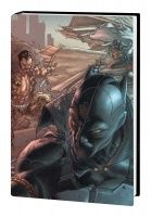 FEAR ITSELF: BLACK PANTHER - THE MAN WITHOUT FEAR PREMIERE HC