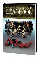 FEAR ITSELF: DEADPOOL/FEARSOME FOUR PREMIERE HC