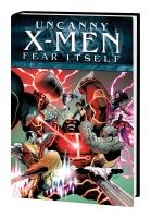 FEAR ITSELF: UNCANNY X-MEN PREMIERE HC