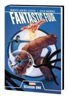 FANTASTIC FOUR: SEASON ONE PREMIERE HC