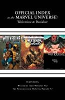 WOLVERINE, PUNISHER & GHOST RIDER: OFFICIAL INDEX TO THE MARVEL UNIVERSE #7 (OF 8)