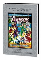 MARVEL MASTERWORKS: THE AVENGERS VOL. 12 HC