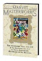 MARVEL MASTERWORKS: THE AVENGERS VOL. 12 HC - VARIANT EDITION VOL. 179 (DM ONLY)