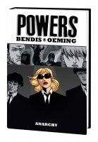 POWERS VOL. 5: ANARCHY PREMIERE HC
