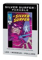 SILVER SURFER: PARABLE PREMIERE HC - VARIANT EDITION VOL. 91 (DM ONLY)