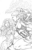 WITCHBLADE #155