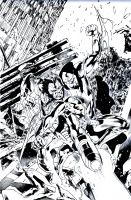 Age Of Apocalypse #1 (Bryan Hitch Variant)