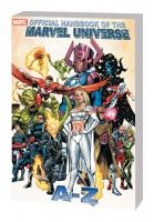 OFFICIAL HANDBOOK OF THE MARVEL UNIVERSE A TO Z VOL. 4 TPB
