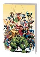 AVENGERS ASSEMBLE: AN ORAL HISTORY OF EARTH'S MIGHTIEST HEROES GN-TPB