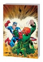 CAPTAIN AMERICA: DEATH OF THE RED SKULL TPB