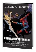 CLOAK & DAGGER: CRIME AND PUNISHMENT PREMIERE HC