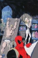 Deadpool Max Ii #6