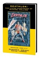 DEATHLOK: THE LIVING NIGHTMARE OF MICHAEL COLLINS PREMIERE HC — VARIANT EDITION VOL. 94 (DM ONLY)