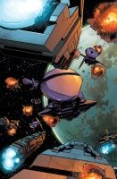 Halo: Fall Of Reach - Invasion #3 (Of 4)