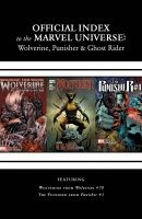 Wolverine, Punisher & Ghost Rider: Official Index To The Marvel Universe #8
