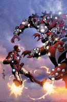 Invincible Iron Man #514