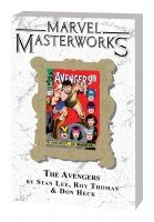 MARVEL MASTERWORKS: THE AVENGERS VOL. 4 TPB — VARIANT EDITION VOL. 38 (DM ONLY)