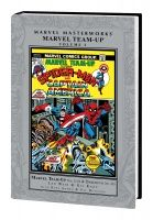 MARVEL MASTERWORKS: MARVEL TEAM-UP VOL. 2 HC