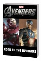AVENGERS: THE ROAD TO THE AVENGERS TPB