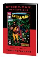 SPIDER-MAN: PERCEPTIONS PREMIERE HC — VARIANT EDITION VOL. 95 (DM ONLY)