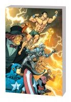THUNDERBOLTS: THE GREAT ESCAPE TPB