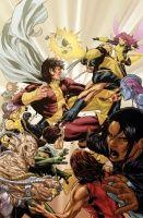 X-Men Legacy #263 & #264
