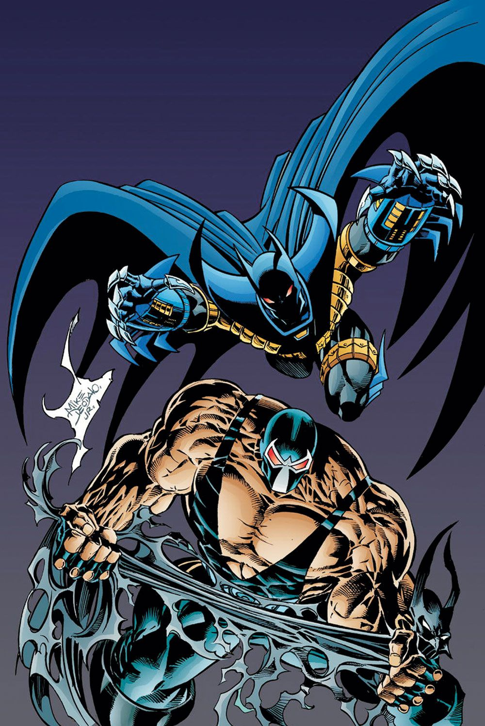 BATMAN: KNIGHTFALL VOL. 2: KNIGHTQUEST TP NEW EDITION