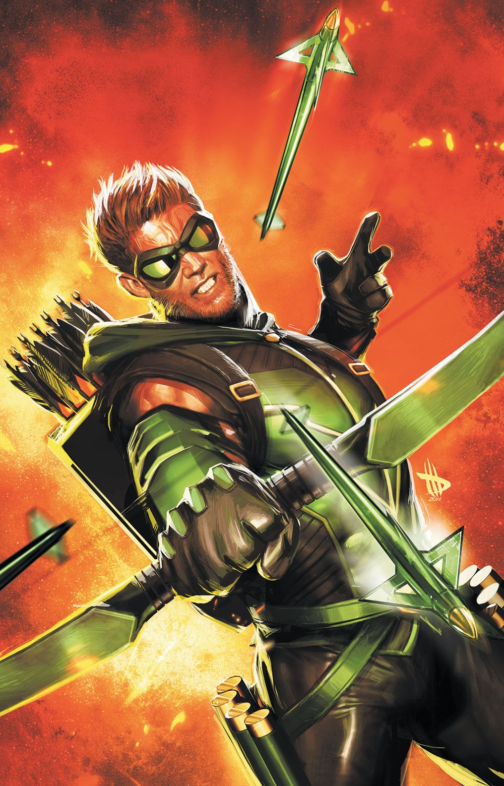 GREEN ARROW VOL. 1: THE MIDAS TOUCH TP