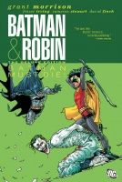 BATMAN AND ROBIN: BATMAN AND ROBIN MUST DIE TP