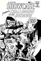 CHALLENGERS OF THE UNKNOWN OMNIBUS BY JACK KIRBY HC