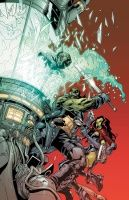 FRANKENSTEIN, AGENT OF S.H.A.D.E. #8