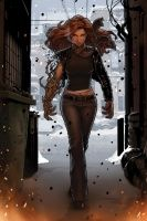 WITCHBLADE: REBIRTH, VOL. 1 UNBALANCED PIECES TP