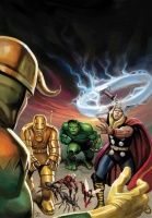 Avengers: The Coming Of The Avengers! #1