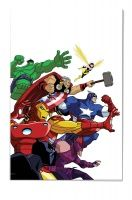 The Avengers: Earth's Mightiest Heroes Adventures Comic Reader #1