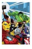 The Avengers: Earth's Mightiest Heroes Adventures Comic Reader #2