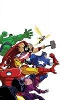 The Avengers: Earth's Mightiest Heroes Adventures #1