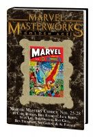Marvel Masterworks: Golden Age Marvel Comics Vol. 7 HC — Variant Edition Vol. 183 (DM Only)